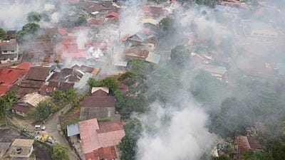 Forget Zika: Explosive Growth of Dengue Fever Continues