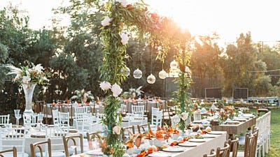 Your Outdoor Wedding: How to Keep Mosquitoes Away