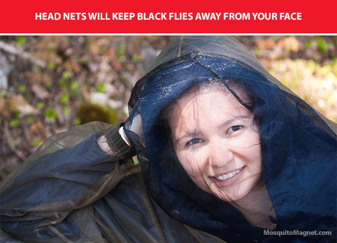 What Clothes Work Against Black Flies?