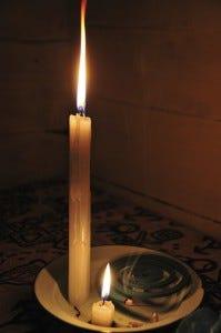 Bug Candles