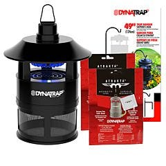 Dynatrap® 1/4 Acre Mosquito & Insect Kit