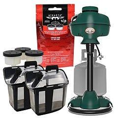Mosquito Magnet® Patriot Plus & 2-Month Accessory Bundle - ATRAKTA®