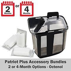 Mosquito Magnet® Patriot Plus Accessory Bundle - Octenol